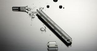 Si vous cassez un thermomètren, ramassez le mercure le plus rapidement possible.