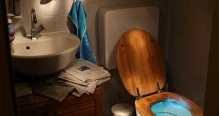 Evitez de laisser les nettoyants pour toilettes à côté de la cuvette.