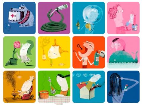 Les 100 premiers inscrits à notre newsletter reçoivent un calendrier anniversaire, signé par l'illustrateur Klaas Verplancke.