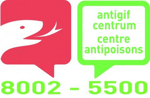 Tous les habitants du Grand-Duché de Luxembourg peuvent s'adresser 24 heures sur 24 au Centre antipoisons belge via le numéro de téléphone gratuit 8002-5500.