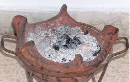 Plusieurs cas d'intoxications ont été décrits avec des seaux de charbon incandescents placés dans une chambre pour couper le froid. Les braises produisent beaucoup de CO et cette pratique est particulièrement dangereuse.