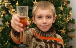 Ne laissez jamais un enfant goûter une boisson alcoolisée, même lors de fêtes ou d'autres occasions.