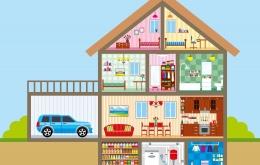 Dans une habitation, les appareils de chauffage et de production d'eau chaude sont des sources possibles de CO.