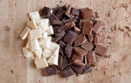 Le chocolat noir est plus dangereux que le chocolat au lait pour le chien. Le chocolat blanc n'est pas dangereux.