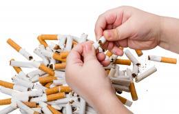 Une cigarette contient assez de nicotine pour provoquer une intoxication grave chez le jeune enfant.