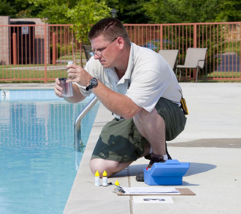 Que faire en cas d inhalation de vapeurs irritantes lors for Brulure et piscine