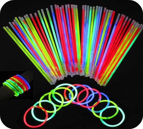 gros en ligne fabrication habile nouveaux articles Que faire si un collier ou un bracelet fluorescent se brise ...